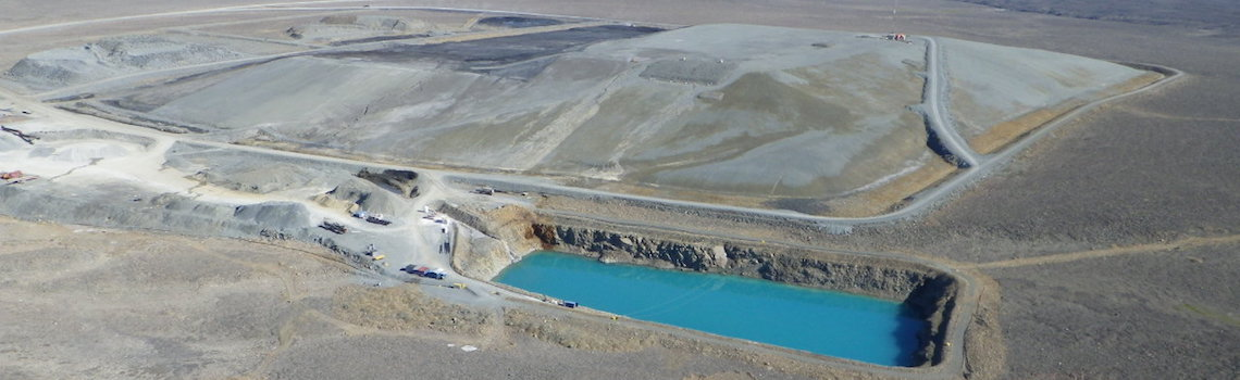 Raglan Mine Tailings Storage Facility (photo credit Raglan Mine)